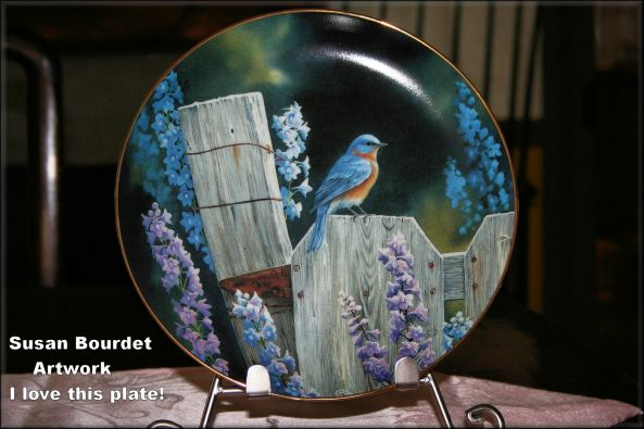 Susan Bourdet Plate